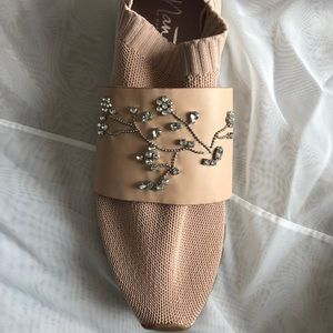 Nanette Lepore Bedazzled Sneakers
